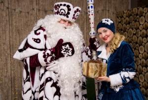 "Новогодний  тур ""Вотчина Деда Мороза"""