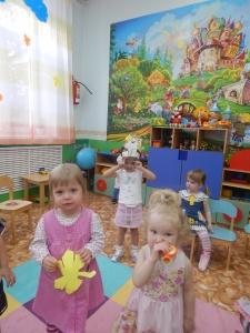 """Частный детский сад """"Изумрудный город"""" объявляет набор в филиал по Красной Звезде!"""
