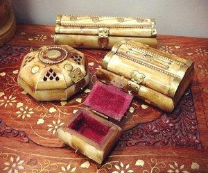 Шкатулки из Индии