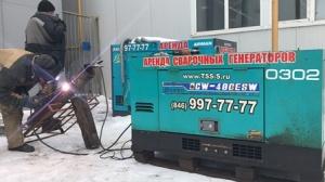 Сертификация НАКС сварочного генератора Denyo