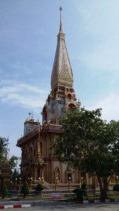 Буддистский храм Ват Чалонг