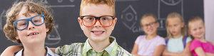 """Детские очки в оптике """"Новый взгляд"""""""