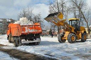 Уборка снега. Очистка любой территории!