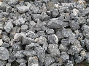 Фракции щебня из природного камня