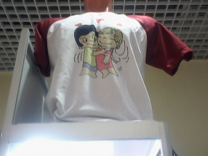 Скидка на футболки и кружки (металл) с вашим фото и на многое другое.