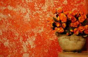 Декоративное покрытие от салона интерьерных решений «Эклектик» – искусство на Ваших стенах!