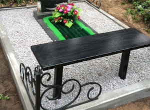 Услуги по благоустройству мест захоронений в Новотроицке