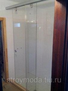 Душевые кабины из стекла в Красноярске