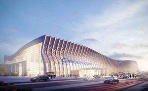 Новый терминал в Симферополе 16 апреля!