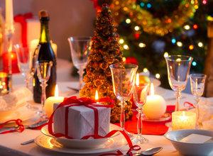 Накроем вам новогодний стол за 2200 рублей!