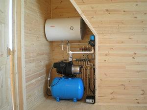 Монтаж системы водоснабжения частного дома