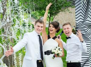 Свадьба Дмитрия и Варвары