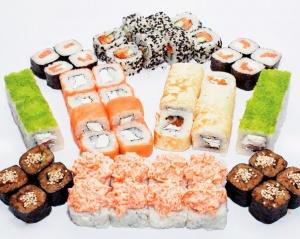 Суши от Царь Рыбы