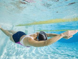 Занятия в бассейне для детей и взрослых