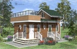 Строительство панельных домов под ключ - проекты и цены!