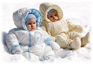 Купить детский зимний комбинезон в Оренбурге