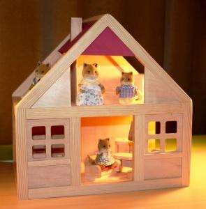 Акция на деревянные игрушки