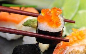 Закажи суши на дом и получи бесплатную доставку!