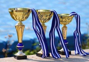 Медали и кубки для любых соревнований.