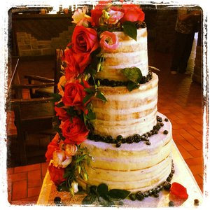 Подарки при заказе Свадебного торта.