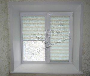 Купить рулонные шторы системы Дуэт