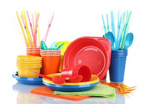 Пластиковая посуда в Вологде