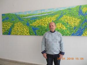 Открытие выставки проекта «СИБИРЬ. Регионы» «Художники Новокузнецка»