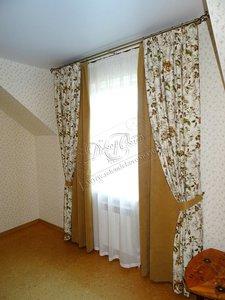 Шикарные шторы в спальню