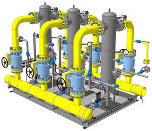 Доверьте проектирование газопроводов настоящим профессионалам!