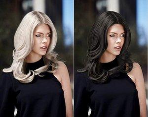Окрашивание волос - радикальная смена цвета без последствий!