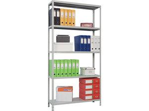Большой выбор металлических стеллажей для архива, склада и офиса