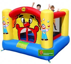 Детские надувные батуты и игровые комплексы