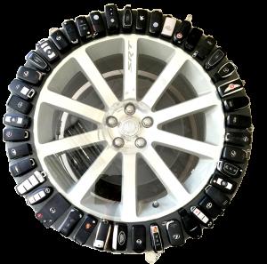 Изготовление дубликатов ключей для автомобиля с иммубилайзером