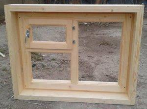 Деревянный оконный блок в Туле - практично, надежно, выгодно!