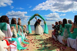 Выездная регистрация брака: особенная традиция для особенной свадьбы!