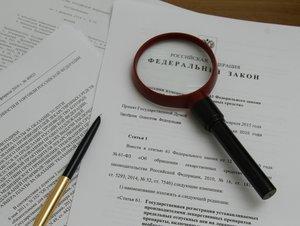 """Внесение изменений в статьи 7 и 29 Федерального закона """"Об организации предоставления государственных и муниципальных услуг"""""""