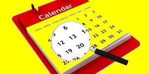 Выбор даты для важного события