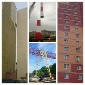 Высотные работы в Хабаровске