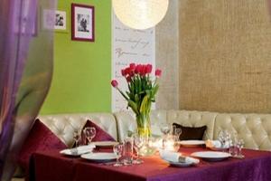 Романтическое кафе в Туле - сказочный ужин на двоих!