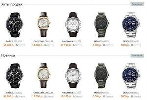 Как заказать часы из интернет – магазина