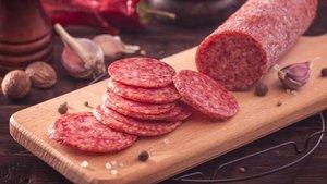 Попробуйте салями от «Вологодского мясодела»