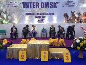 """Международная выставка """"INTER-OMSK 2017"""" 27 мая"""