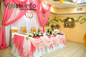 Дарьял банкетный зал в Краснодаре для свадьбы