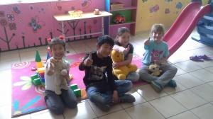 Образовательная площадка для детей с 6 до 12 лет: