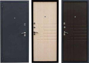 """Где купить входную металлическую дверь высокого качества? В магазине """"Царь дверей"""""""