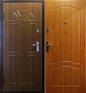 Входные двери «Арктика»: разработаны для сибирских морозов! Заказывайте в «Модуль Плюс»!