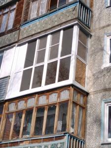 Балконы и лоджии,остекление и отделка.