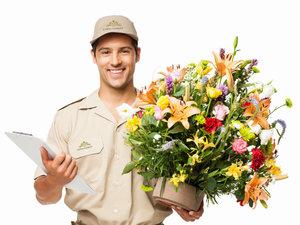 Доставка цветов в будни, в любое время!