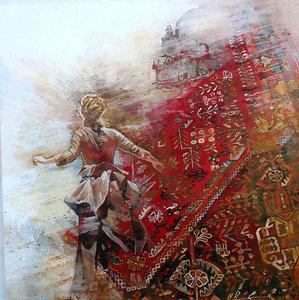 Выставка работ греческих художников по произведениям Льва Толстого