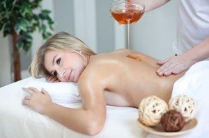 Приходите на медовый массаж!